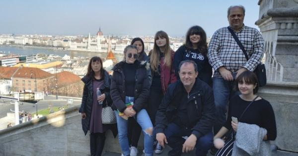 Το Μουσικό Σχολείο Κατερίνης στην Ουγγαρία