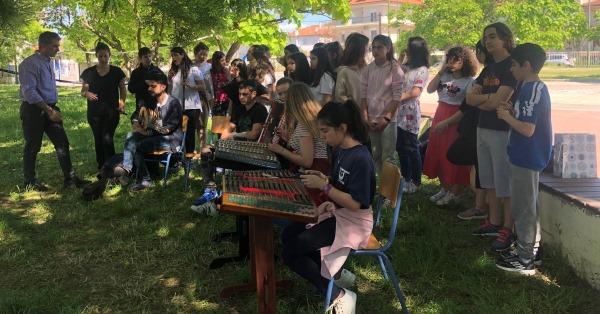 To Μουσικό Σχολείο Κατερίνης στο ΕΝΕΕΓΥΛ